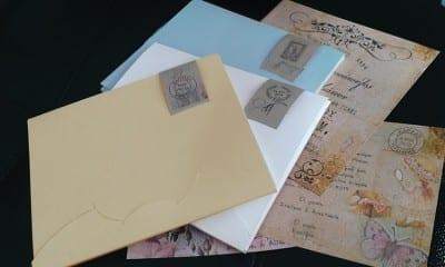 box invitation 2 Προσκλητήριο σε Φάκελο Κουτί 17,5 X 14,5 με Θέμα της Επιλογής σας € 0,60.
